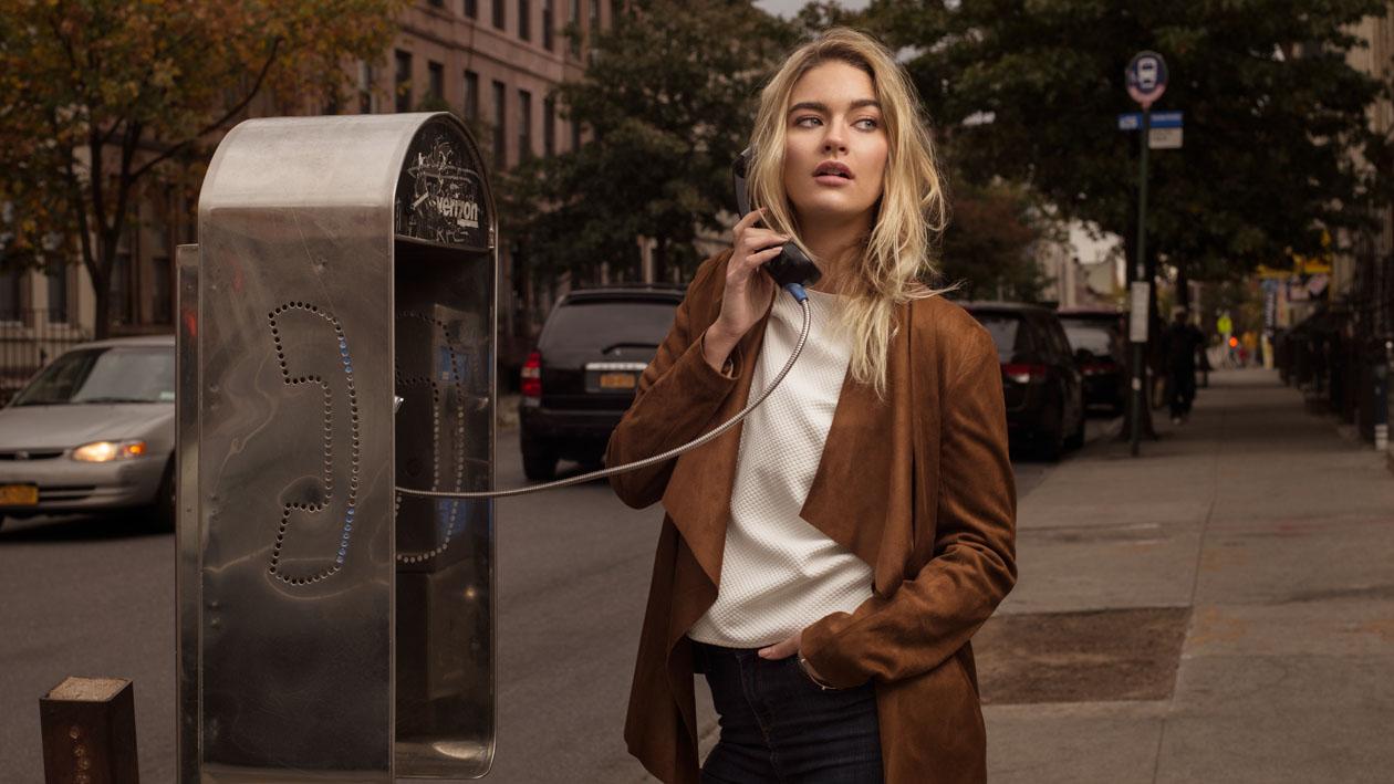 Stories - Autumn in Brooklyn-