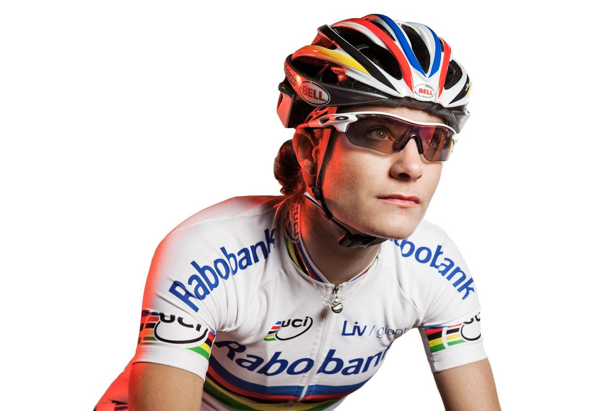 Marianne Vos - Ciclista Campionessa del Mondo-